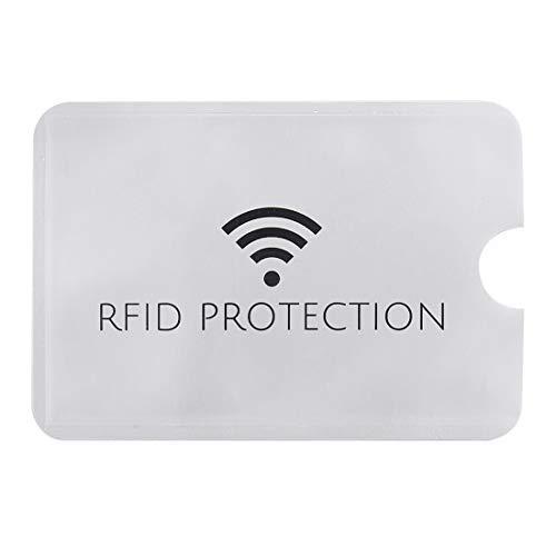 5X RFID Schutzhülle Schutz RFI NFC für...
