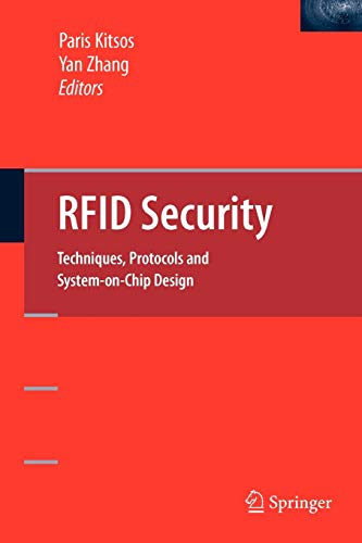 RFID Security: Techniques, Protocols and...