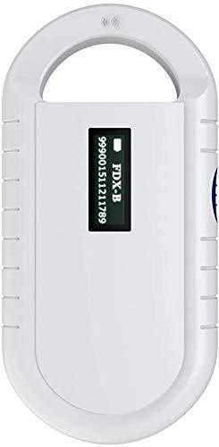 Handheld Tier Chip Reader tragbarer...