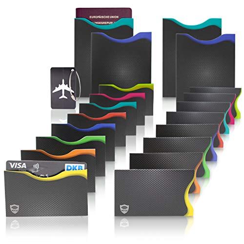 Amazy RFID & NFC Schutzhüllen (20...