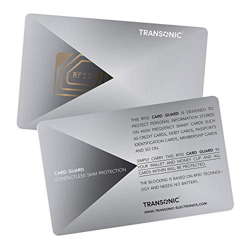 Transonic® RFID-/NFC-blockierende...