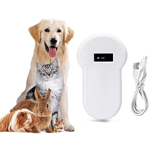 BBCZ Haustier Mikrochip Scanner,Handheld...