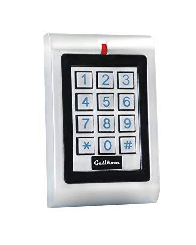 Wasserdicht RFID und PIN Codeschloss...