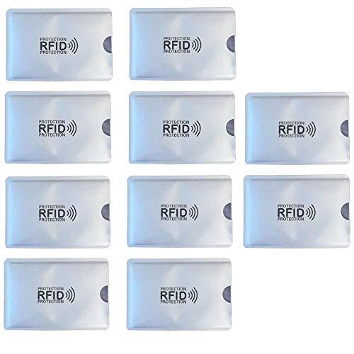 KRS 10xRFI Schutzhülle Schutz RFID NFC...
