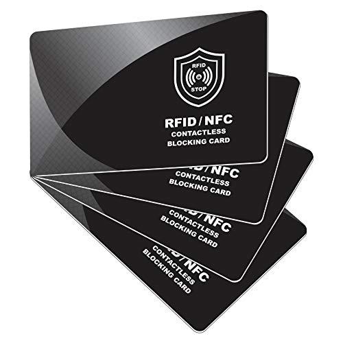 RFID Blocker Karte - NFC Schutzkarte -...