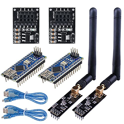 WayinTop 2Set RF Wireless Transceiver...