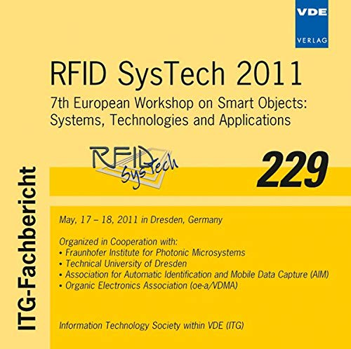 ITG-Fb. 229: RFID SysTech 2011,...