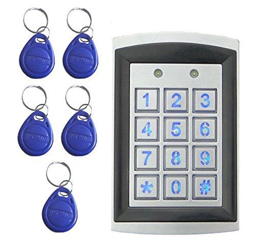 Wetterfestes Zugangssystem RFID...