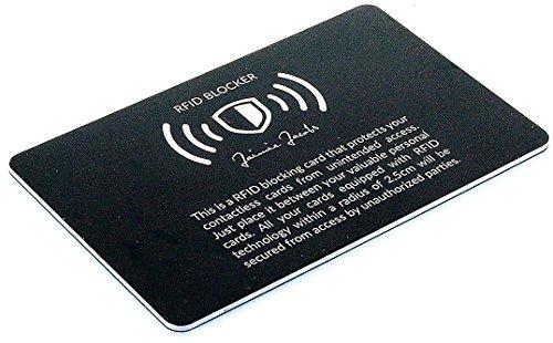 JAIMIE JACOBS ® RFID-Blocker Karte...