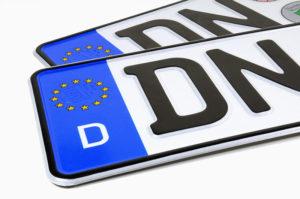 Wie effektiv ist der RFID-Chip im Autokennzeichen