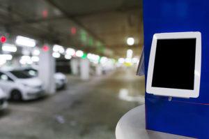 Dank RFID ohne Ticket parken